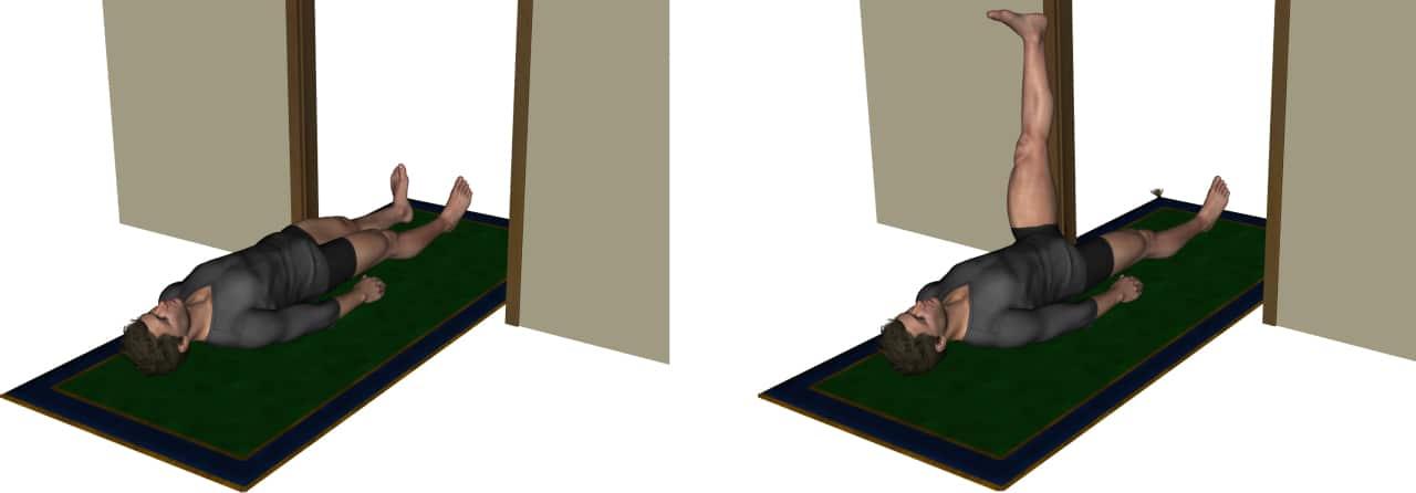 4-estiramiento-isquiotibiales-en-pared