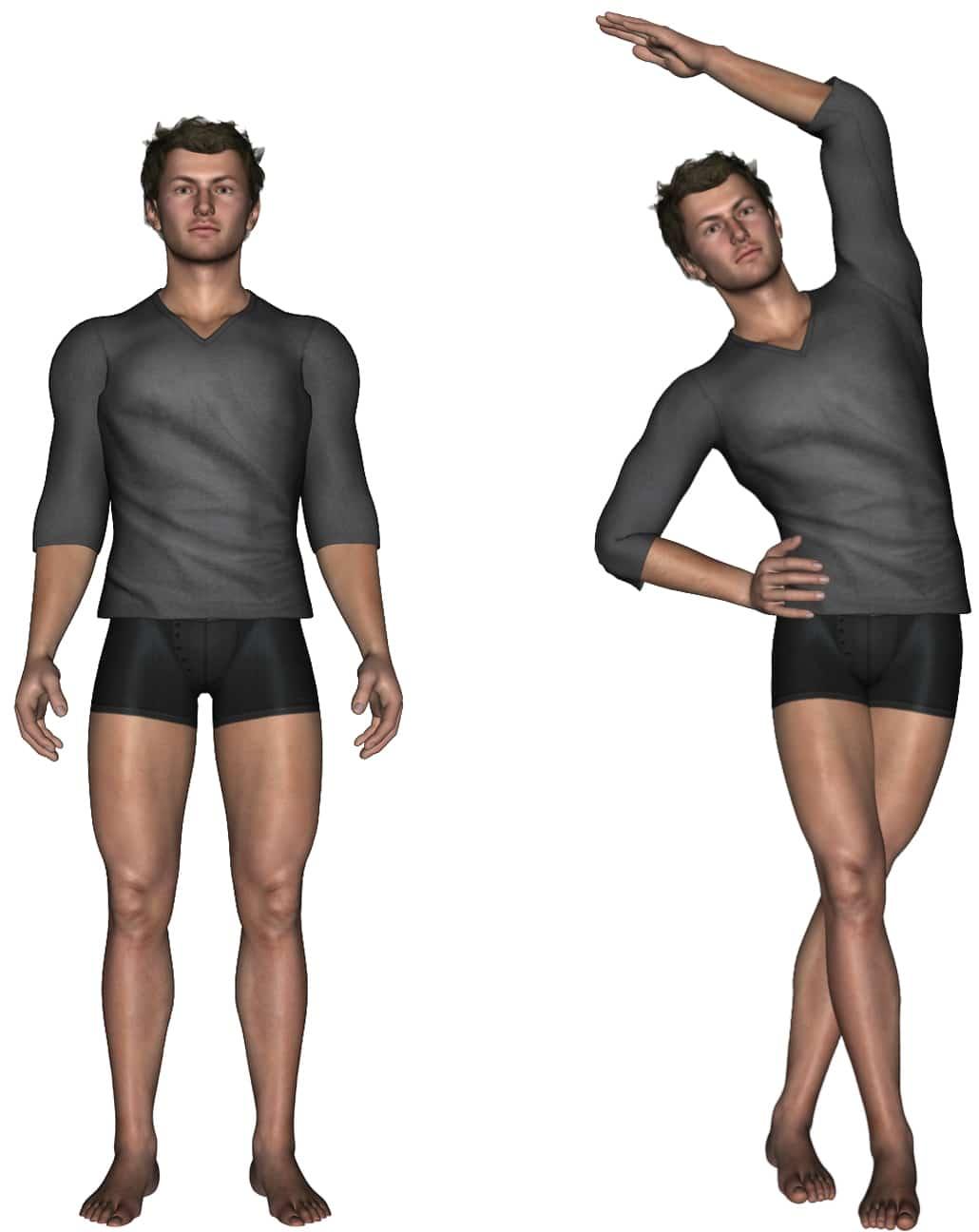 8-estiramiento-cintilla-iliotibial-brazo-por-encima-cabeza